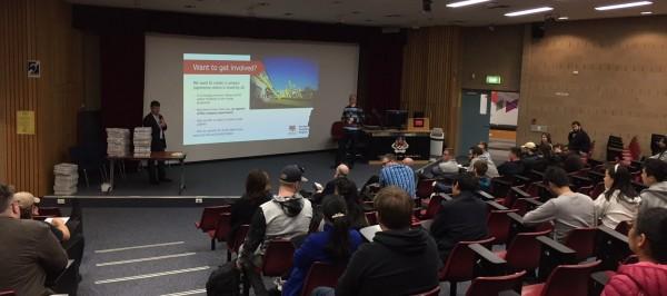 Newnham Presentation